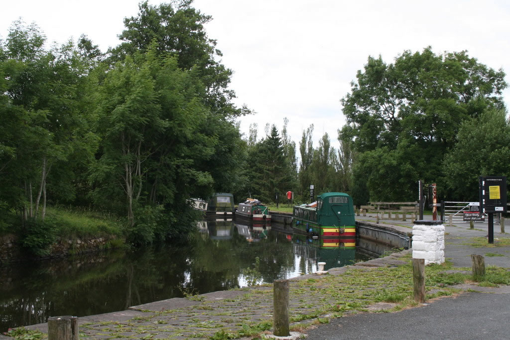 Salterforth Canal