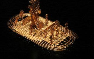 La Ofrenda Golden Raft