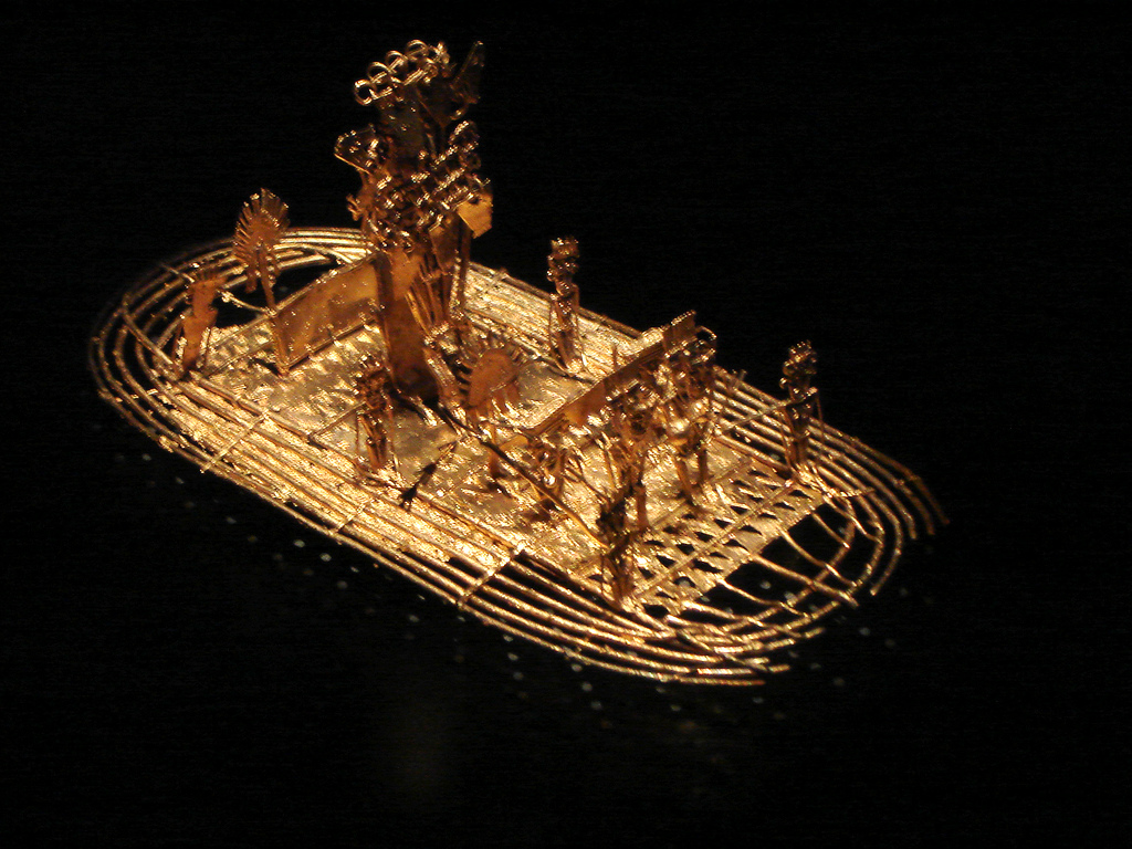 La Ofrenda Golden Raft