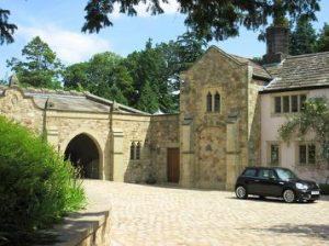 Waddington Old Hall