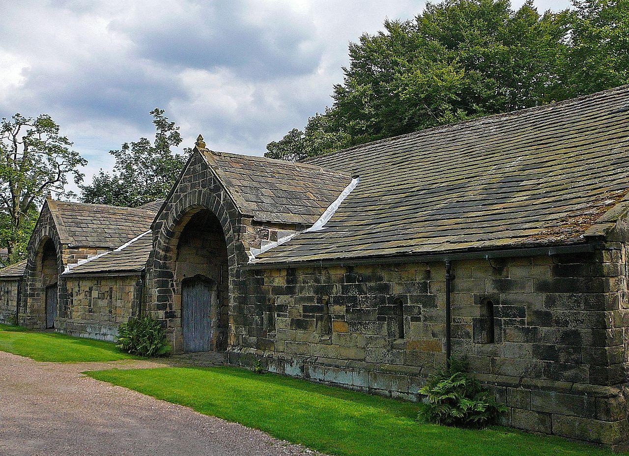 East Riddlesden Hall Barn