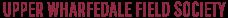Upper Wharfedale Field Society Logo