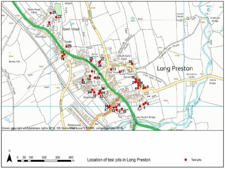 The Big Dig, Long Preston