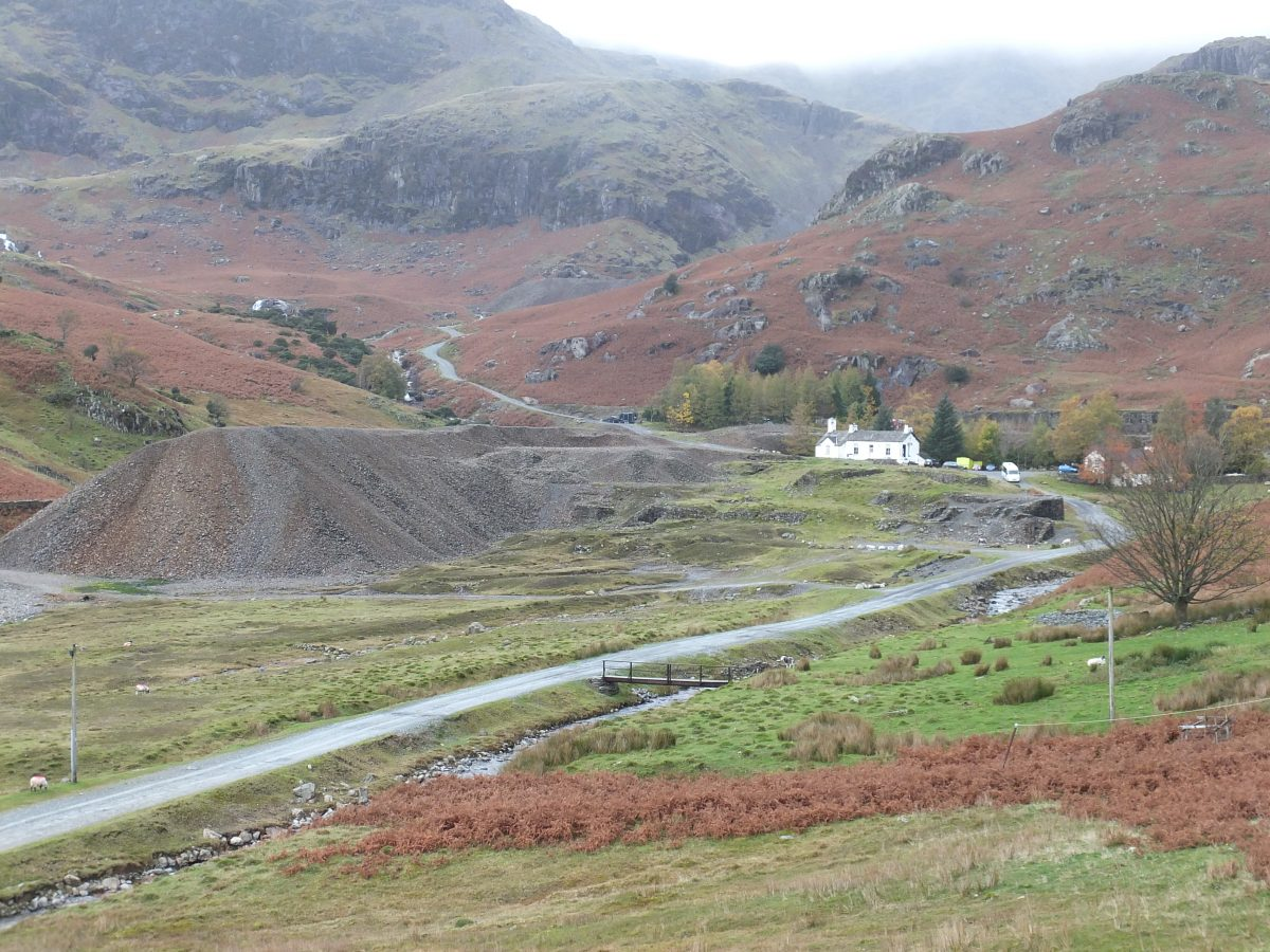Coppermines Valley, Coniston