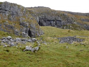 Attermire Scar and caves