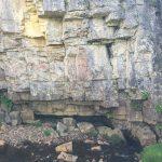Mossdale Scar Cave entrance