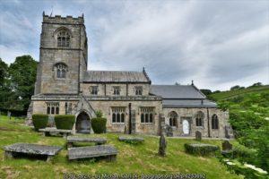Burnsall: St. Wilfrid's Church