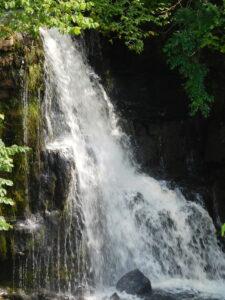 Keld Waterfall