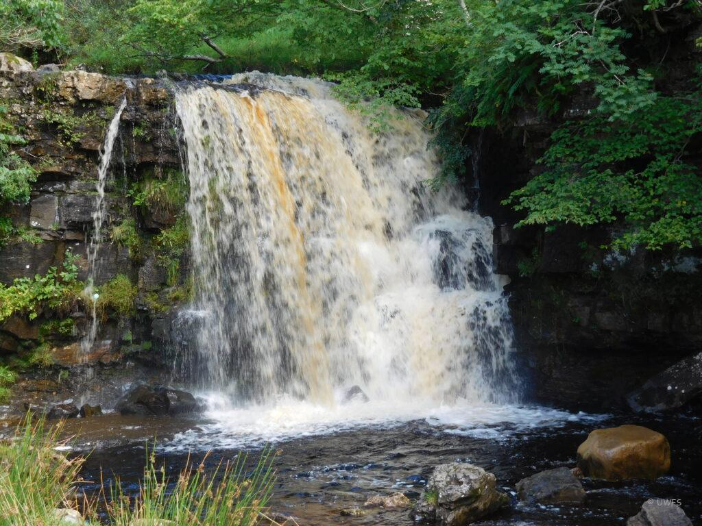 Falls on River Swale